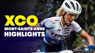 All The Highlights Of The Canada Cross-Country Stop. | UCI MTB 2018