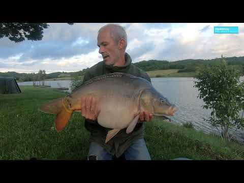 Etang Lassalle Carp Fishing Lake in France - FishermanHolidays.com