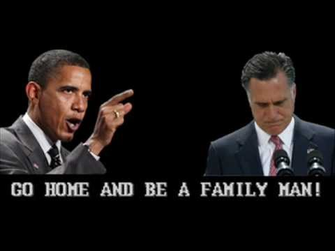 GO HOME AND BE A FAMILY MAN
