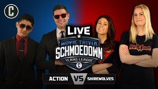 LIVE EVENT! Team Action VS Shirewolves - Movie Trivia Schmoedown
