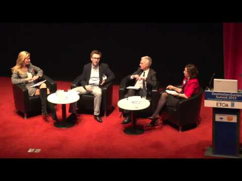 Destination Europe Summit 2015 - Origin market discussion: Russia
