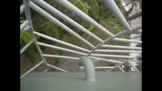 Projection Tower Water Penetration Test.avi