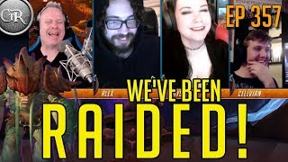 We've Been Raided! | Ep 357: Azshara's Eternal Palace, Mythic Race to World First, and more!