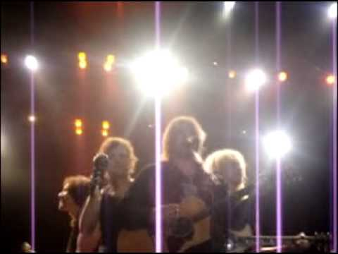 Def Leppard Live at Arena Mexico City September 2012 From a Fan view of Queretaro,Qro.