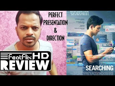 Searching (2018) Drama, Mystery, Thriller Movie Review In Hindi | FeatFlix