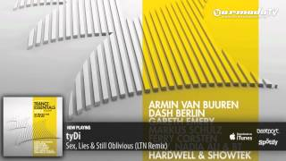tyDi - Sex, Lies & Still Oblivious (LTN Remix) (From Trance Essentials 2012, Vol. 2)