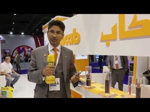 Ducab, Cable & Wire manufacturer at Middle East Electricity 2015
