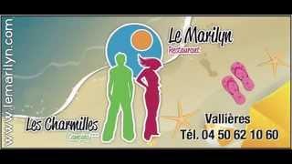 TEASER 2015 CAMPING LES CHARMILLES RESTAURANT LE MARILYN