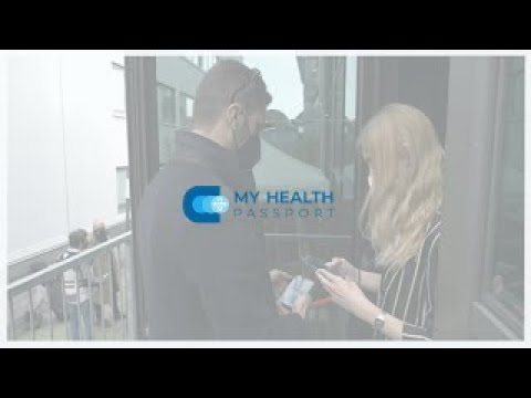 My Health Passport - Blockchain Italia