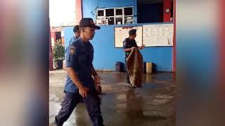 study tour ke pemadam kebakaran / fire fighter / fireman sam
