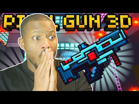 OMG! MEGA GUN IS TAKING OVER! | Pixel Gun 3D