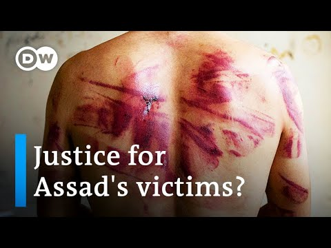 Syrian President Assad's Torturers On Trial In Germany | Focus On Europe