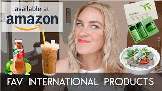AMAZON PRIME DAY 2019 - Favorite International Foods