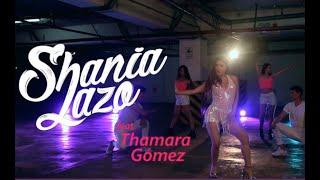 Shania Lazo Feat Thamara Gómez 22 Versión Cumbia