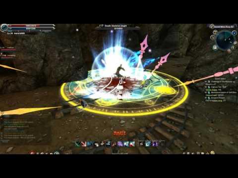 Thanatos Instance Dungeon Play