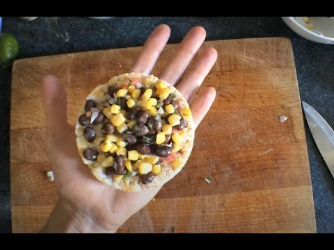 Bean and Corn Salad (or Dip): YSAC Episode 8