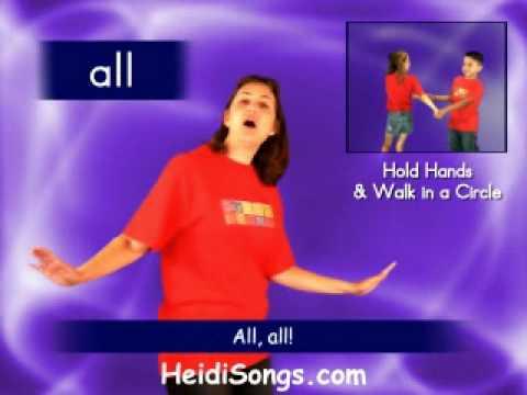 ALL song  Sing & Spell Vol 4