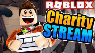 Roblox Charity Livestream! (GameChanger Charity Fundraiser)
