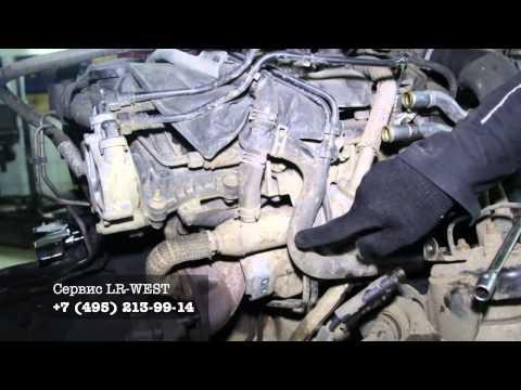 О клапане ЕГР на Ленд Ровер Дискавери 3 с дизельным 2,7 TD