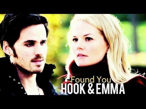 Hook & Emma    Glad That I Found You (3x12)