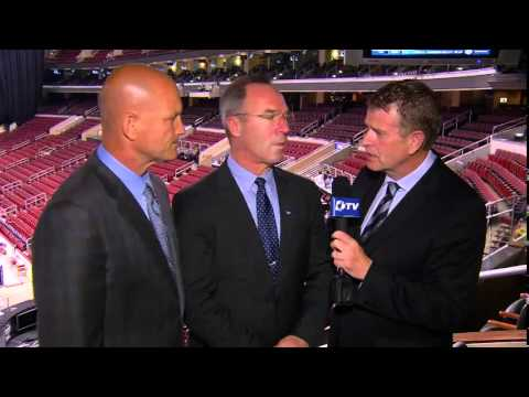 Ford Draft Central: Dave Poulin - 06/28/2014
