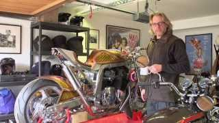 Henry Cole's Motorbike Collection