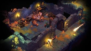 Battle Chasers: Nightwar Switch Gameplay Showcase - IGN Live: E3 2017