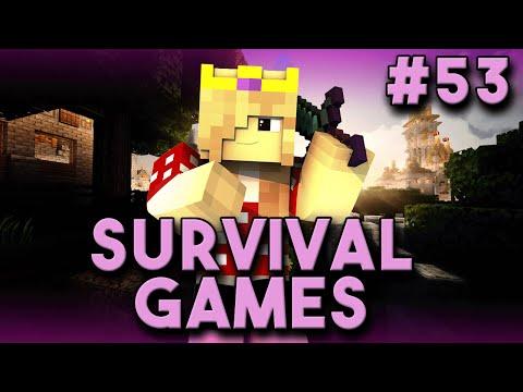 Minecraft: Survival Games #53 Nunca estive tão op.