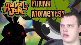 Adults playing Kids games | Animal Jam Play Wild (Warning: Not Kid Friendly)