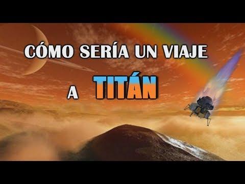 ¿Hay Vida En Titán La Luna De Saturno? Una Tierra Primitiva