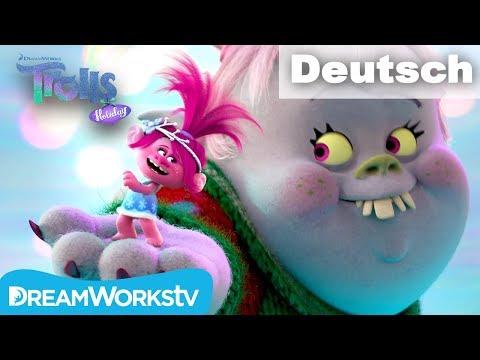 """CLIP """"HOLIDAY""""  Trolls – Feiern mit den Trolls DreamWorksTV Deutsch"""
