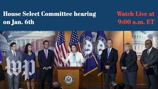 Police officers testify at House hearing on Jan. 6 - 7/27 (FULL LIVE STREAM)