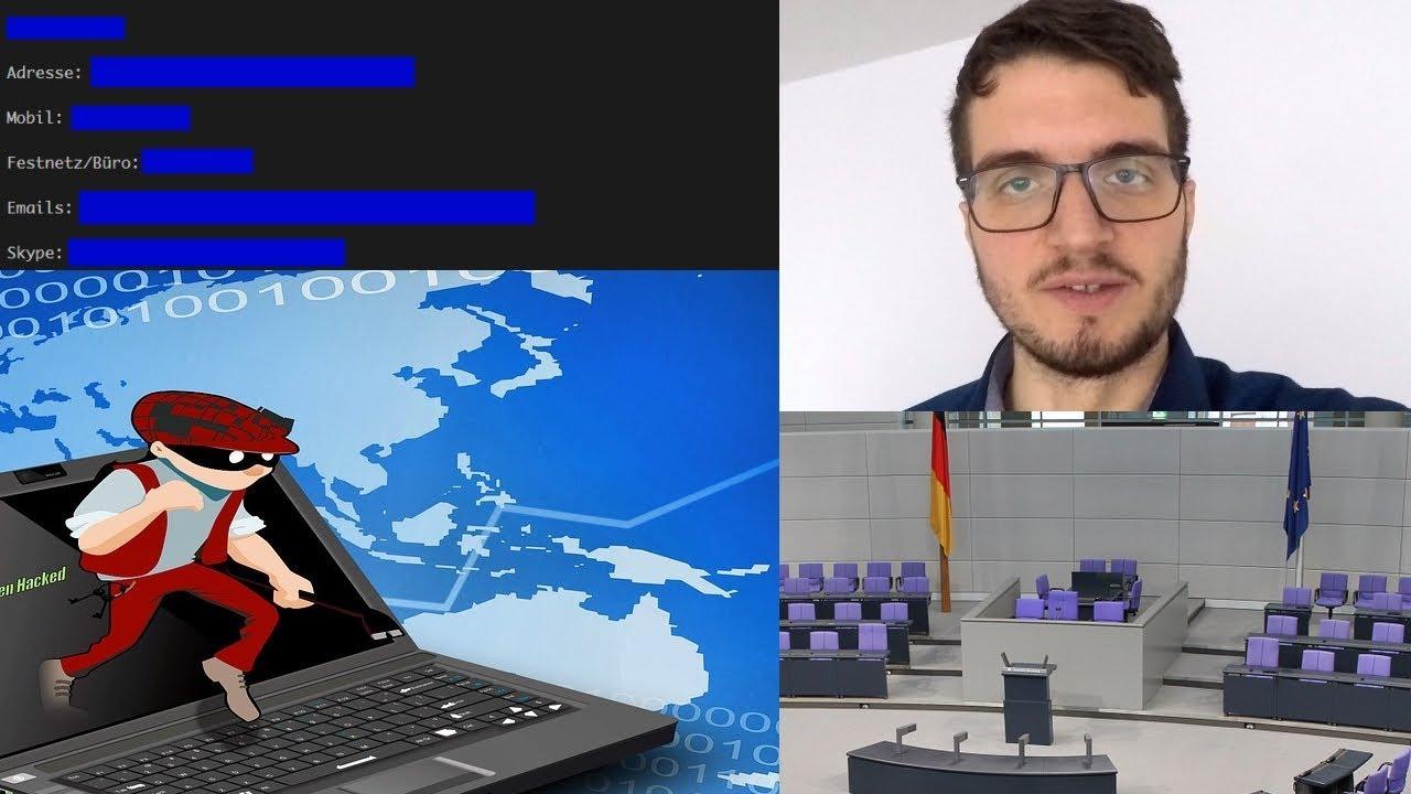 Hackerangriff Auf Politiker