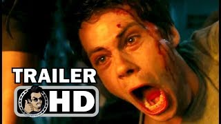MAZE RUNNER 3: THE DEATH CURE Official Final Trailer (2018) Dylan O'Brien Sci-Fi Action Movie HD
