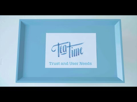 Trust And User Needs – World Interaction Design Day 2019   Adobe Creative Cloud