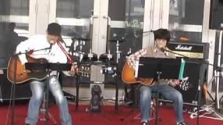 10年10月10日(日)島村楽器広島府中ソレイユ店にて、大人のライブフェス...