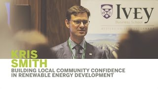 Thumbnail Kris Smith | Building Local Community Confidence in Renewable Energy Development