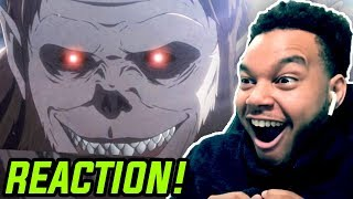 Attack on Titan Season 3 Episode 13 REACTION! THE BATTLE FOR HUMANITY BEGINS!!!