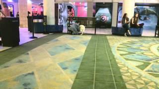Day 8_pat Movie Night - Lobby 2 [t.t.e.a.m.-nash 2014]