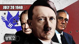 Good People on Both Sides? - WW2 - 047 - July 20 1940