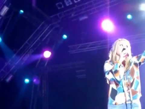 Empire State Of Mind (In Porto) - Anastacia @ Marés Vivas Porto Portugal 21.07.2012