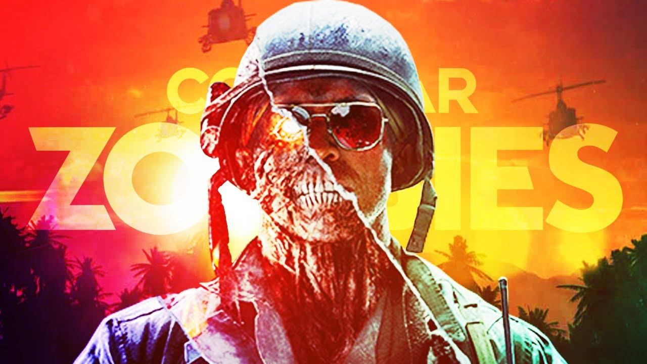 El Posible SEGUNDO MAPA de Zombies para COLD WAR