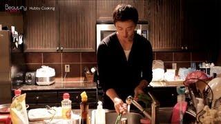 Hubby Cooking ♥ Korean Marinated Pork 제육볶음