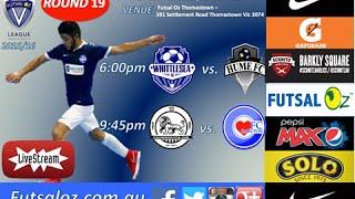 PEPSI WVL and SOLO Youth V-League, Round 19, 2015/16 Season thumbnail