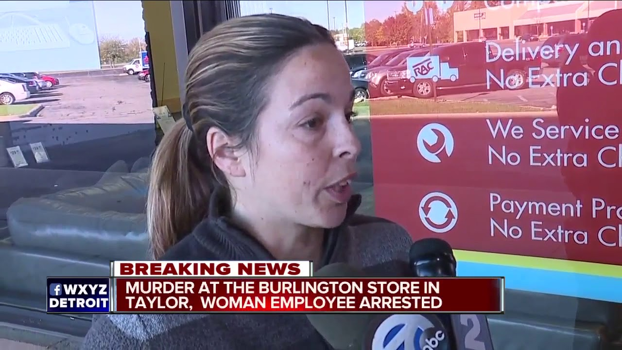 Female Worker Allegedly Shoots Kills Coworker At Burlington Coat