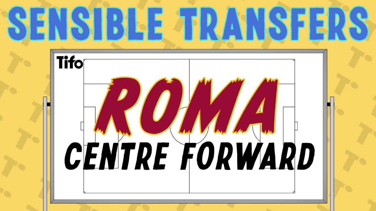 Sensible Transfers: Jose Mourinho's AS Roma - Centre Forward