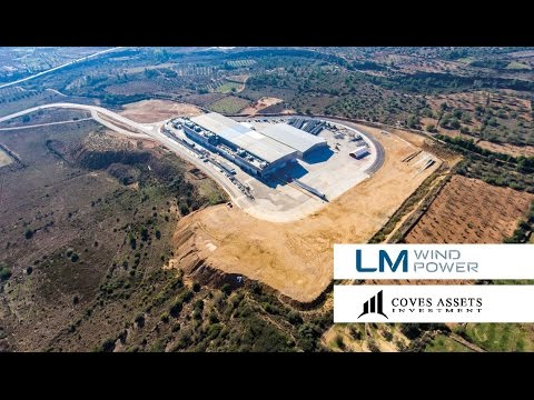 PLANTA LM WIND POWER para COVES ASSETS INVESTMENT | Creapubli