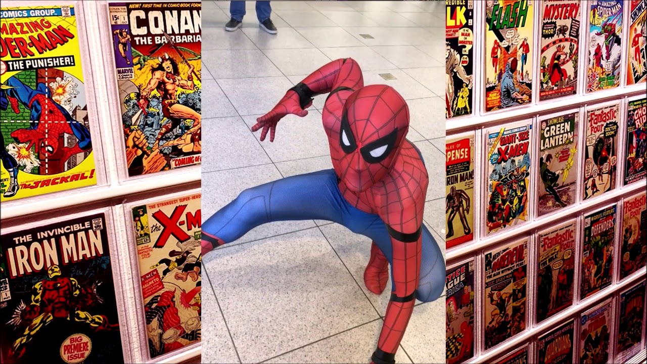 Oshawa Comic-Con 2018