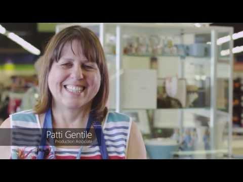 Patti Gentile, Production Associate - #workwhereyoushop