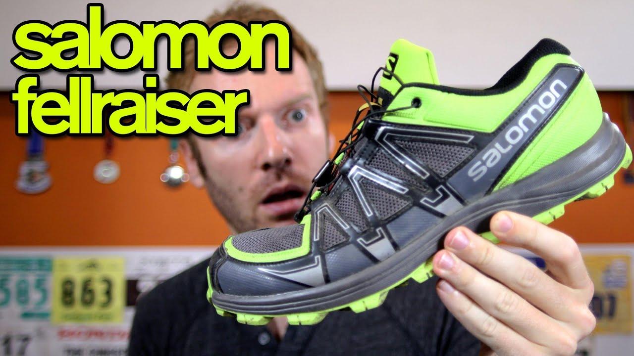 SALOMON Fellraiser, doskonałe buty biegowe | Outdoor Pro